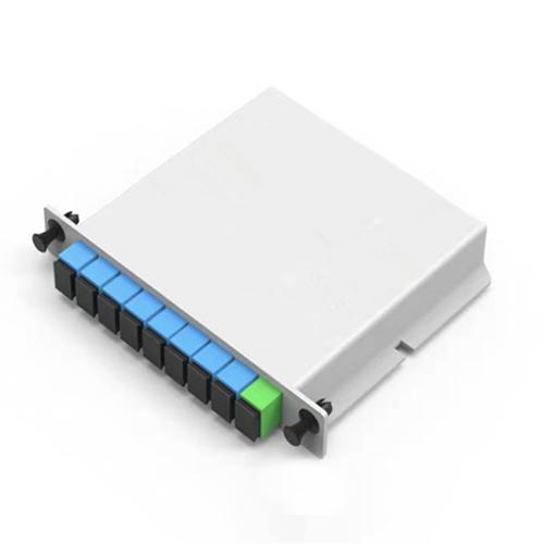 PLC分路器插片式1*8