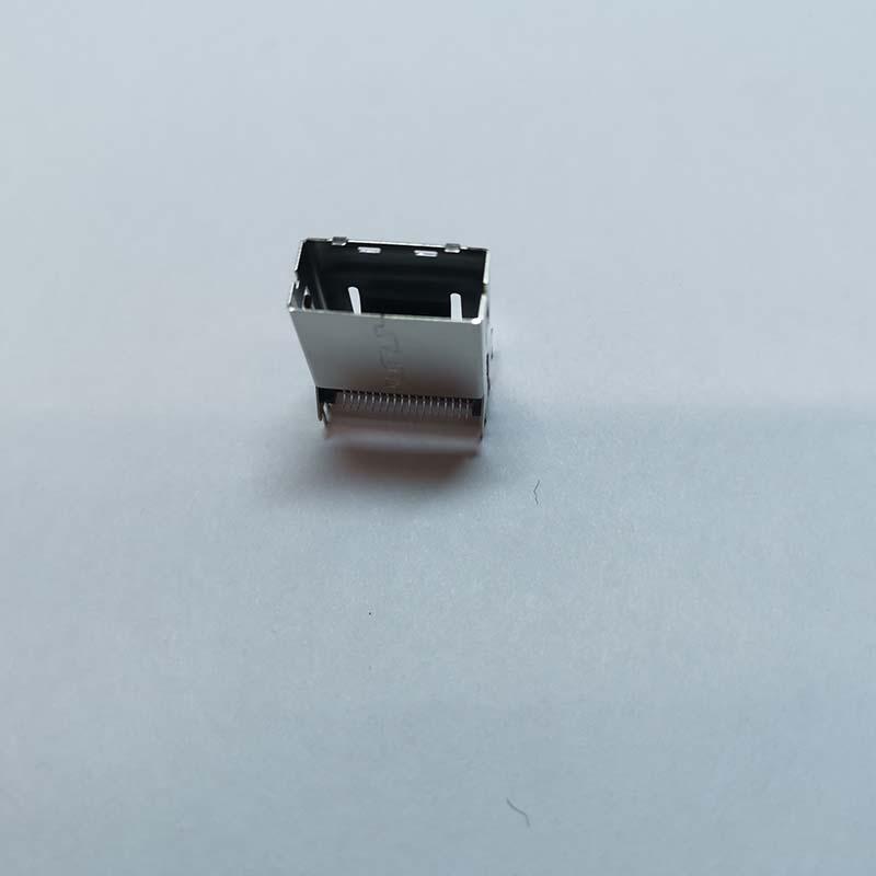 接插頭連接器價格_百銘電子_插針_接插件_v型_rg6同軸