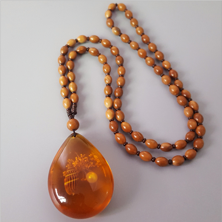 99 beads 100% natural kuka tree seed tasbih 8mm prayer beads with amber pendent
