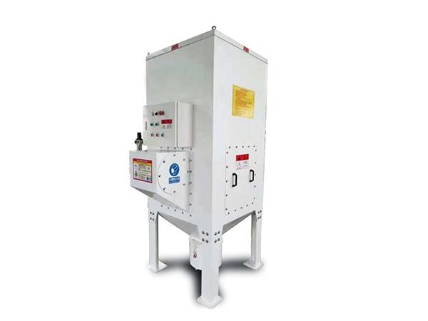 小型工業防爆除塵器漏斗型