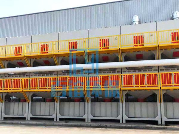 廢氣處理(活性炭+脫附催化燃燒處理設備)