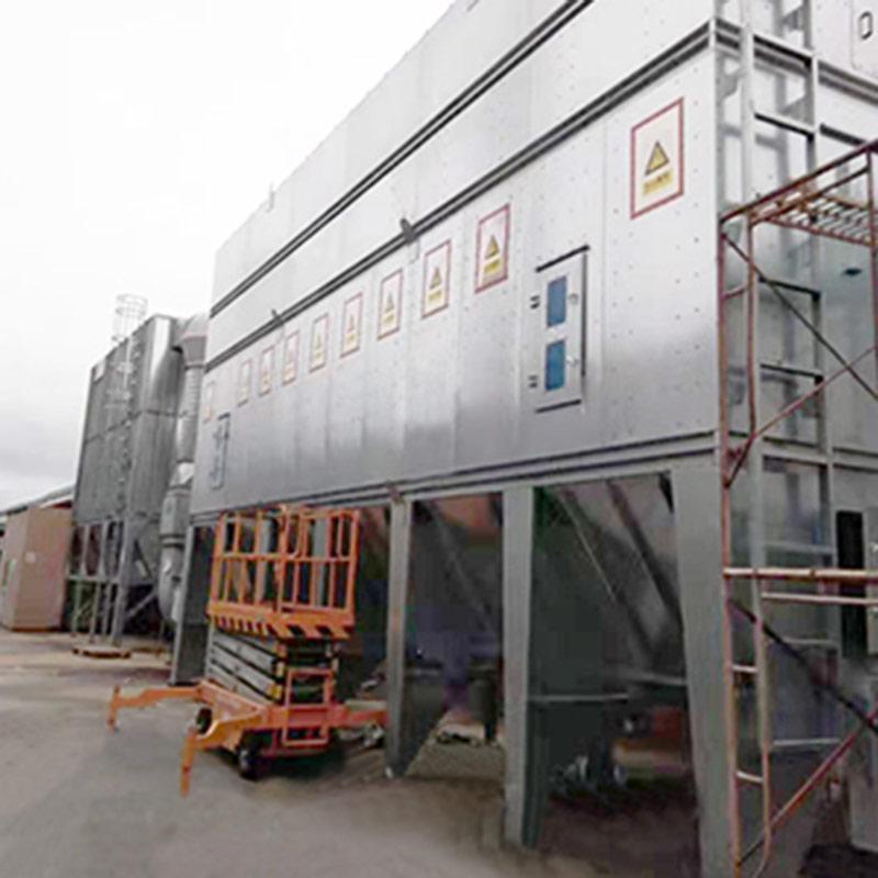 玉米_面粉工業除塵器圖片_百誼環保