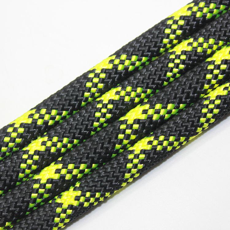 混色編織包芯繩