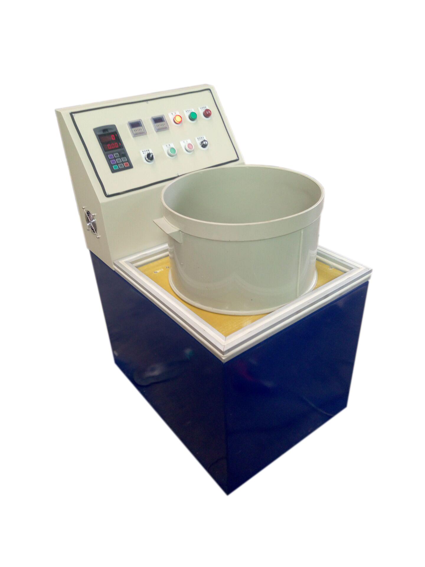 供应宝晟380V磁力研磨机 磁力抛光机 磁力清洗机