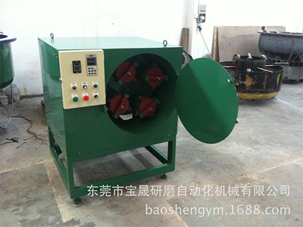 供应表面处理研磨机设备厂家   强力离心研磨设备厂家