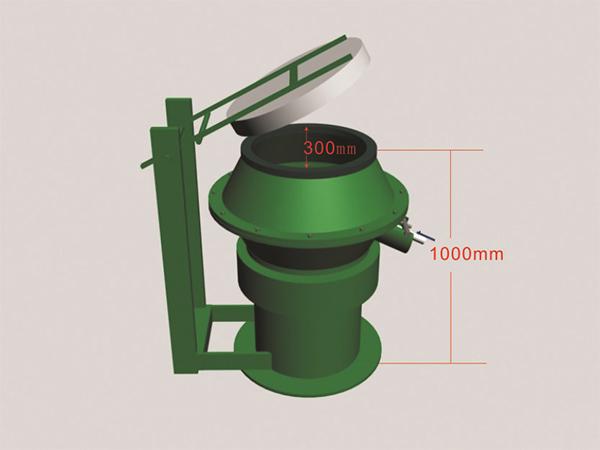 厂家直销震动研磨抛光机 小型振动研磨机 震动去毛刺