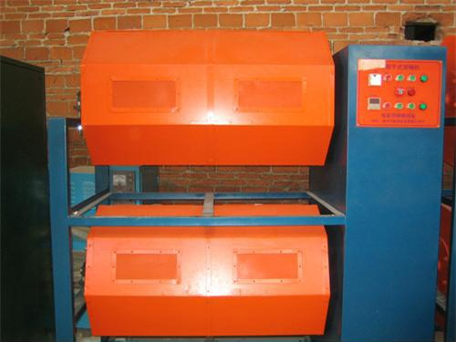 专业提供木滚筒研磨机 去毛刺滚桶研磨机 180升滚桶研磨机