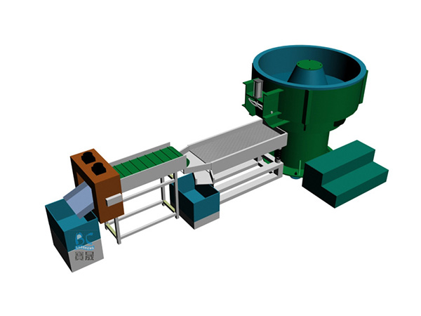 厂家直销 全自动研磨抛光机 自动平面研磨机 全自动振动研磨线