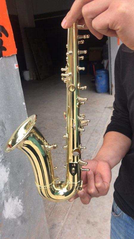 乐器抛光效果图