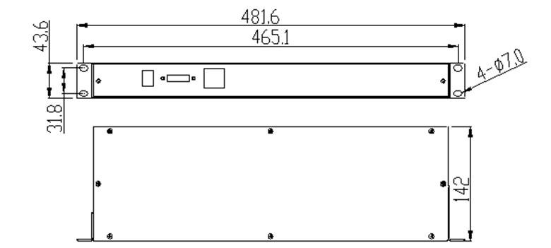 小型逆变器电路图led
