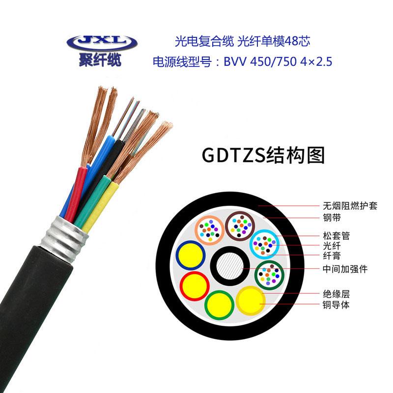 GDTZS光电复合缆