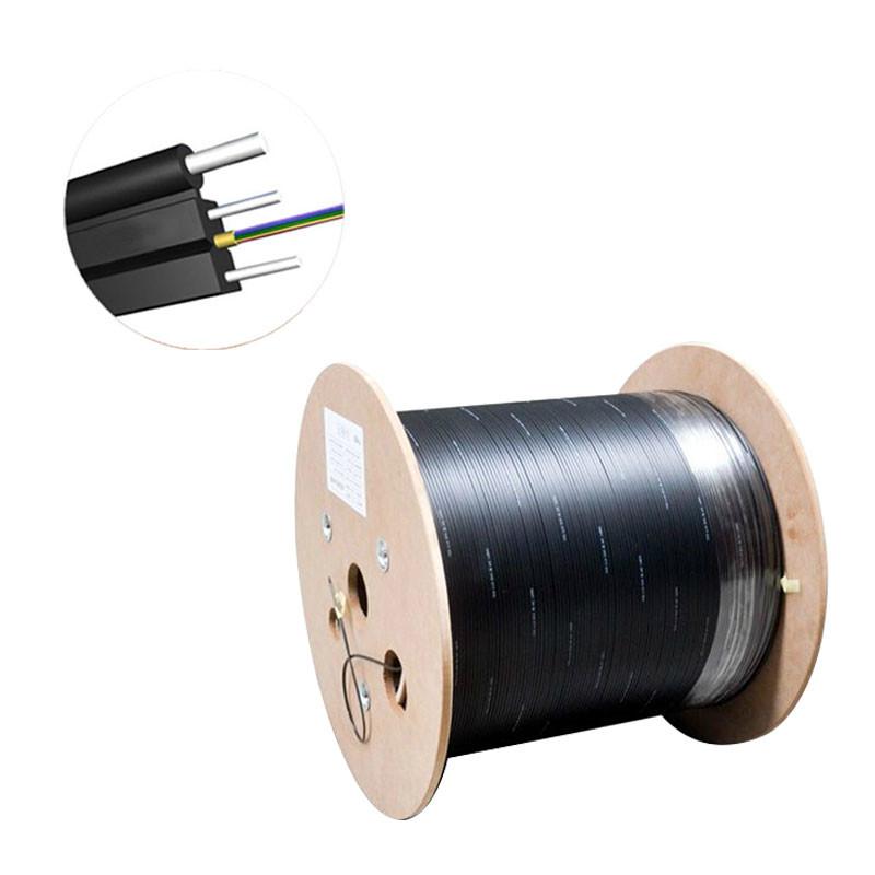 國標_二芯皮線光纜貨源充足_聚纖纜