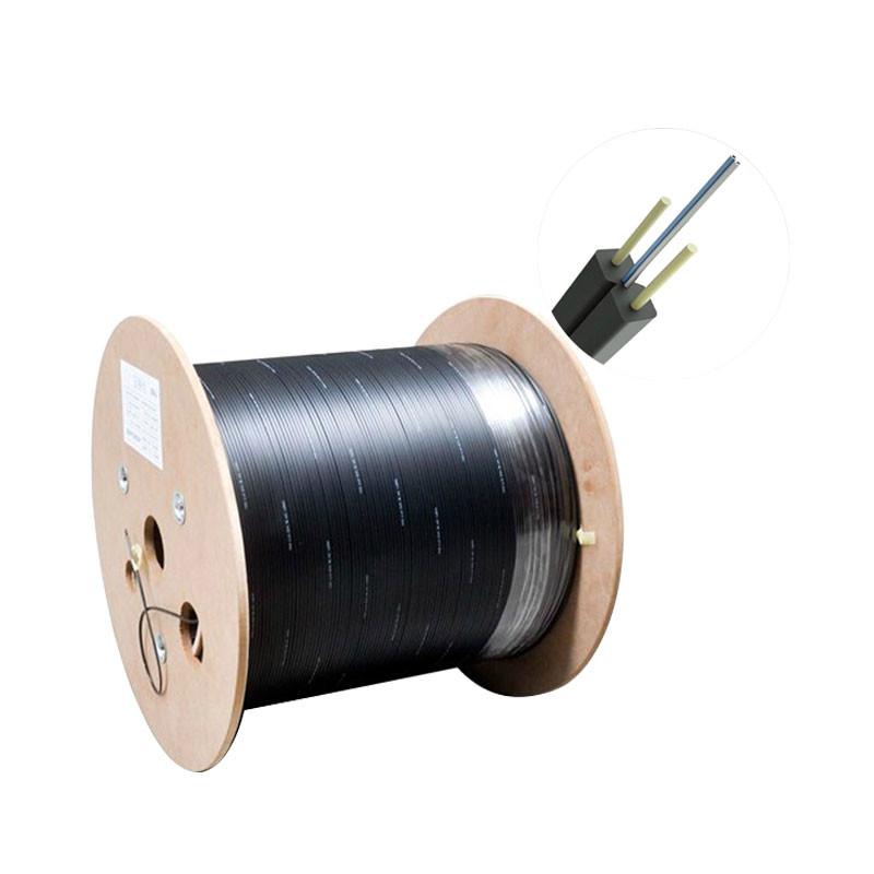 入圍_兩芯室內光纜足米足量_聚纖纜