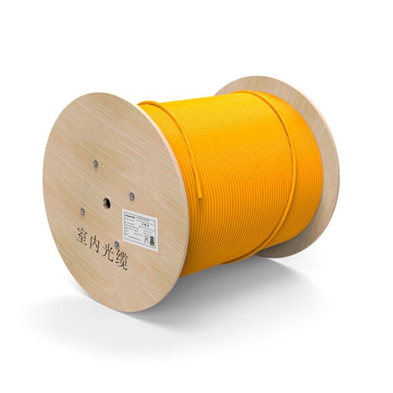 帶式_長飛纖芯室內光纜批發_聚纖纜