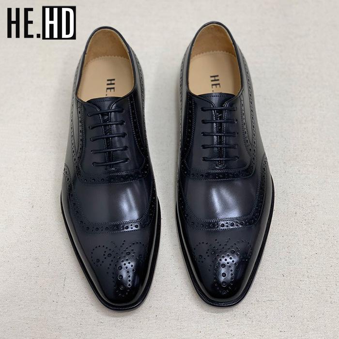 男士鞋履 灰黑色