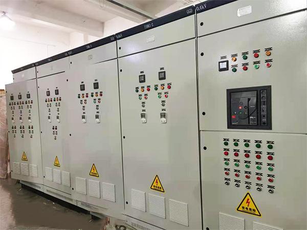 GGD型低壓固定式配電柜