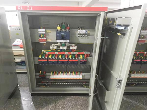 XL-21型低壓動力配電箱