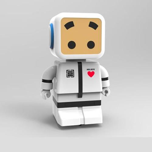 智能陪伴机器人