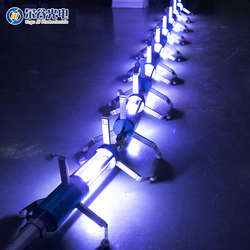 UV-CIPP软管固化机