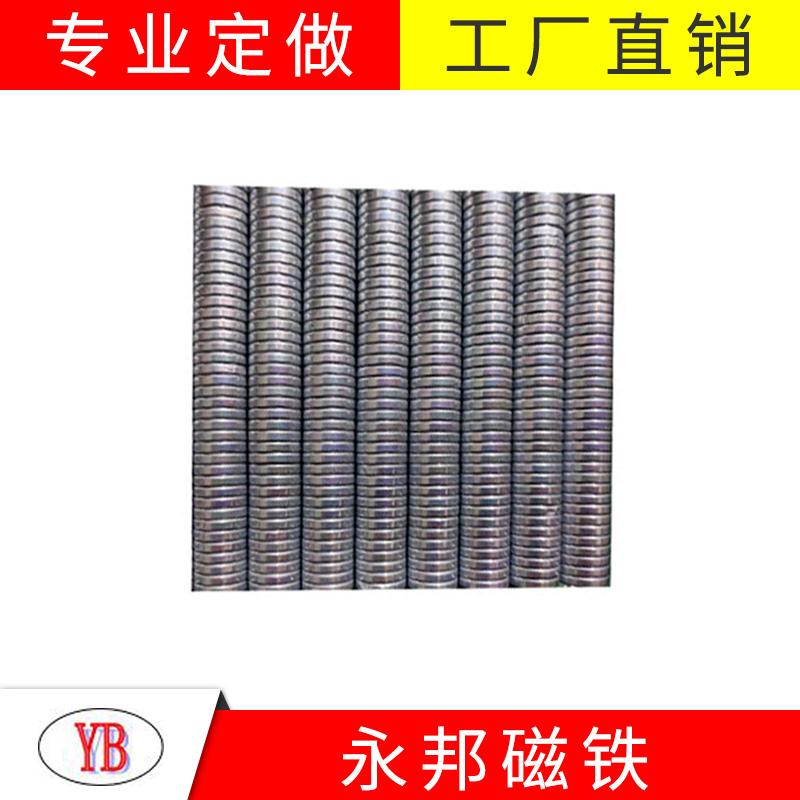 3M磁鐵供應商_永邦磁業_大_圓孔_高溫_3M_小_燒結_高性能