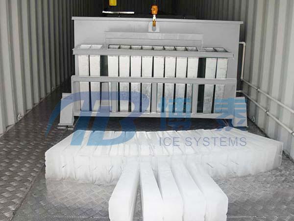 集装箱块冰机/冰砖机