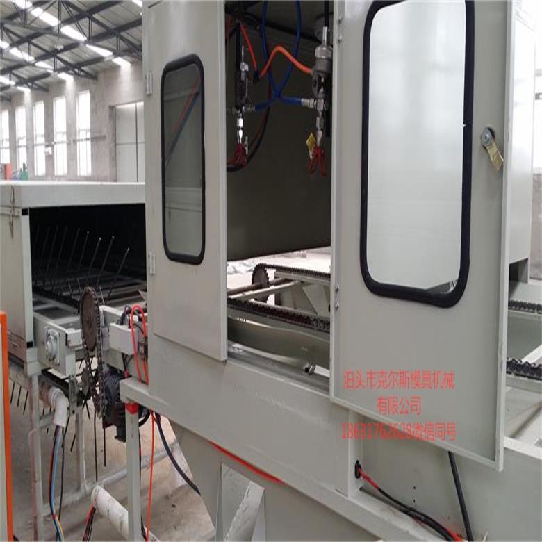彩石金属瓦设备克尔斯厂家多年生产经验