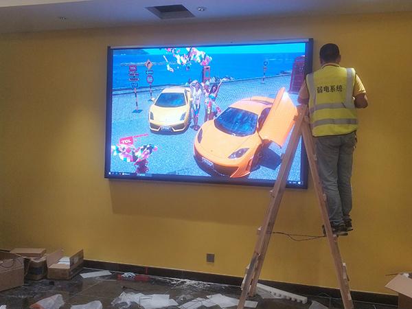 室內 全彩LED顯示屏