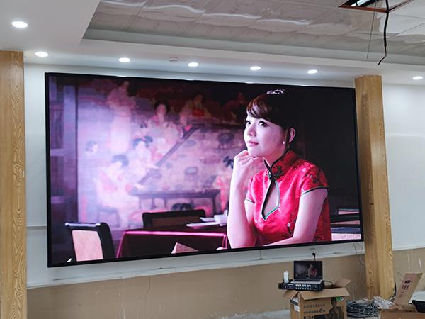 專業室內全彩LED顯示屏