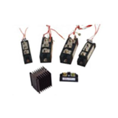 可控硅、散热座、固态继电器
