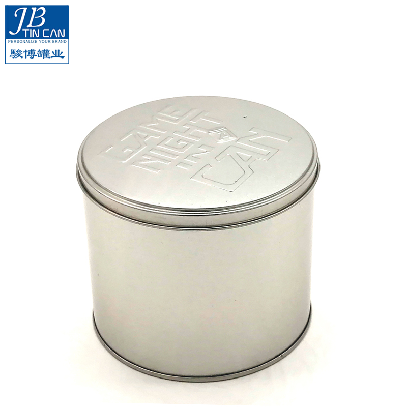 大容量圓形包裝鐵盒選擇多多_駿博罐業_可愛_開窗_小清新_爆款