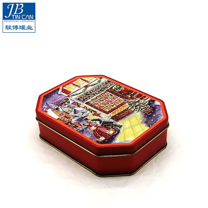 新款餅干盒專業定做_駿博罐業_時尚_精美_卡通_金屬_個性_創意