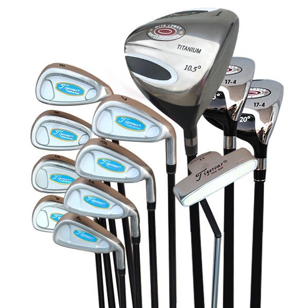 Tigeroar正品 高尔夫球杆 7763款男士套杆 区域包邮 限时折扣