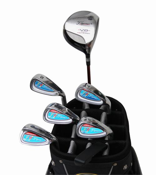 Tigeroar正品高爾夫球桿青少年BV8款男用女用套桿限時打區域包郵
