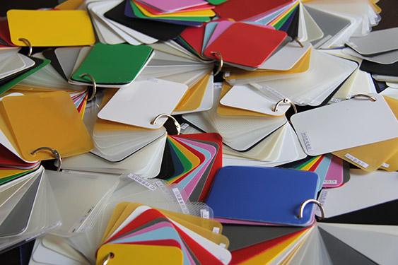 番禺可絲印PP片材 長圣塑料 品質高 安全可靠