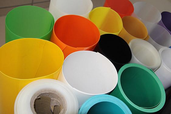 南海白色PS片材供应 长圣塑料