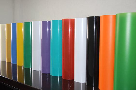 印刷PP片材供应 长圣塑料 耐折 黄 耐高温 耐寒 绿色 耐曲