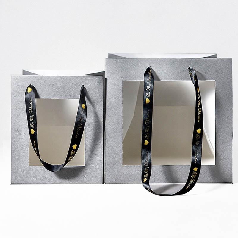 塑料礼品袋印刷_长印印刷_一次性_卖场_珠宝_折纸_婚庆_横袋
