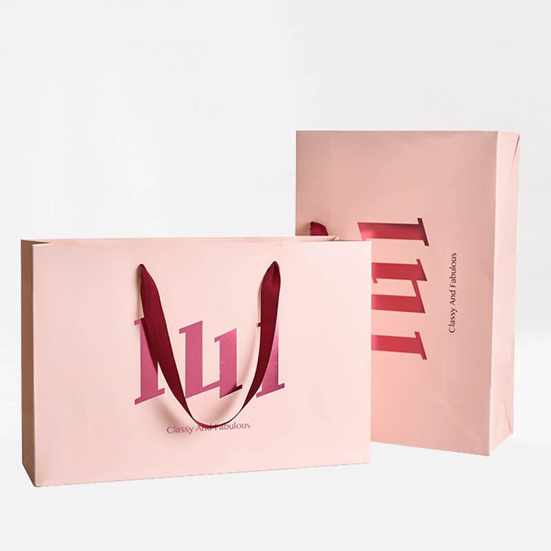 婚庆_首饰礼品袋免费设计_长印印刷