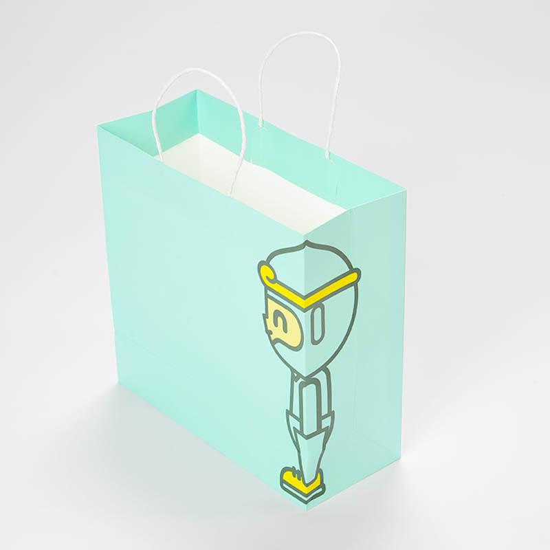 大批量禮品袋廣告袋_長印印刷_服裝店_商場_圣誕節日_購物