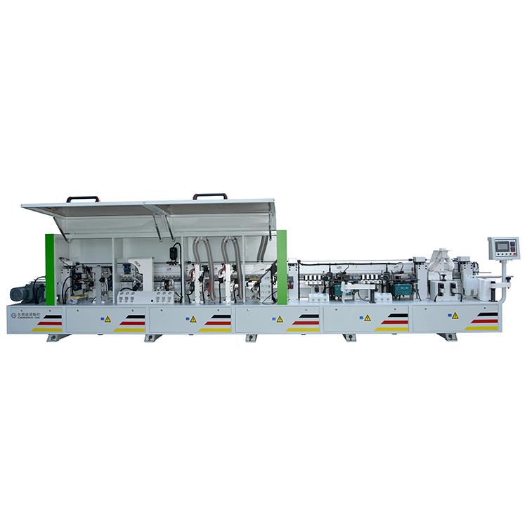 诚诺木工机械 板式家具 定制家具 预铣双胶炉封边机FM468JA