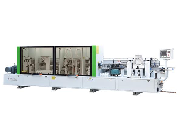 诚诺木工机械全自动封边机 双修预铣封边机 FM468J