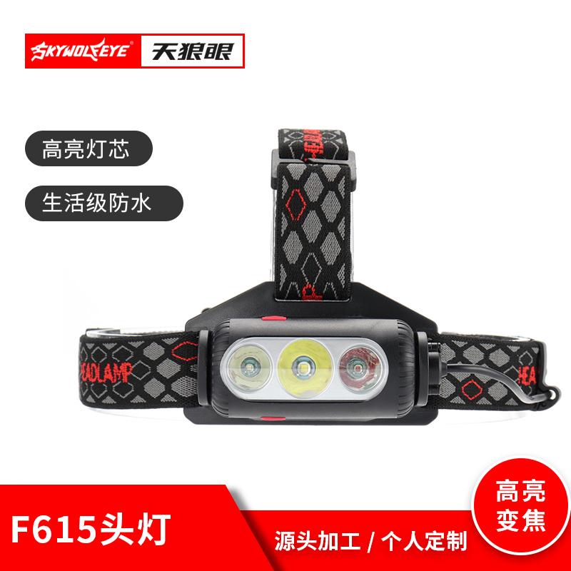 F615頭燈