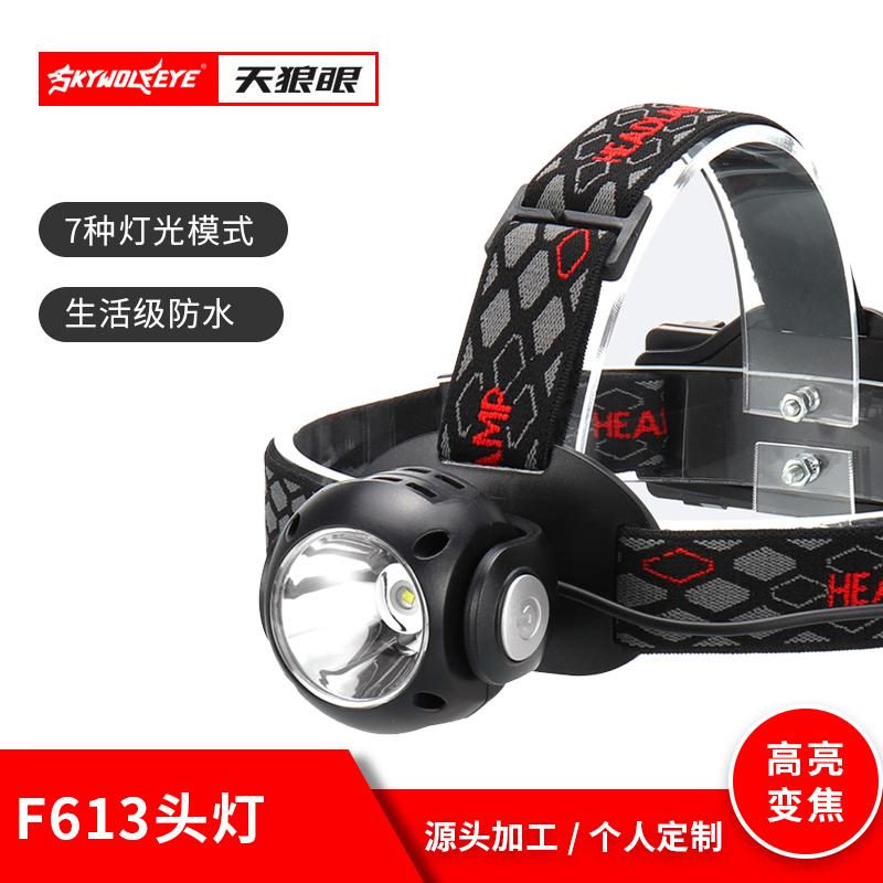 F613頭燈