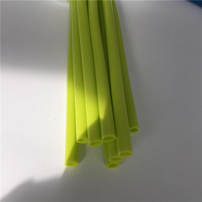 吸奶器PVC软管厂家_承跃塑胶_异形_无毒_包装_医用_黄色