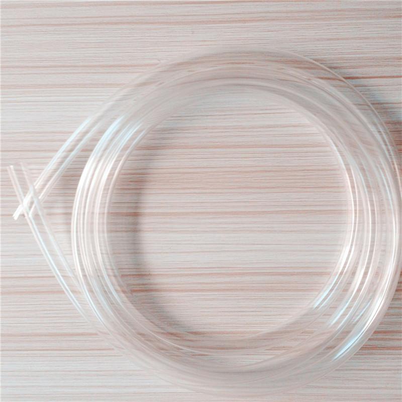 異形PVC軟管批發_承躍塑膠_袖帶_高彈_耐用_塑膠_灰色_光面