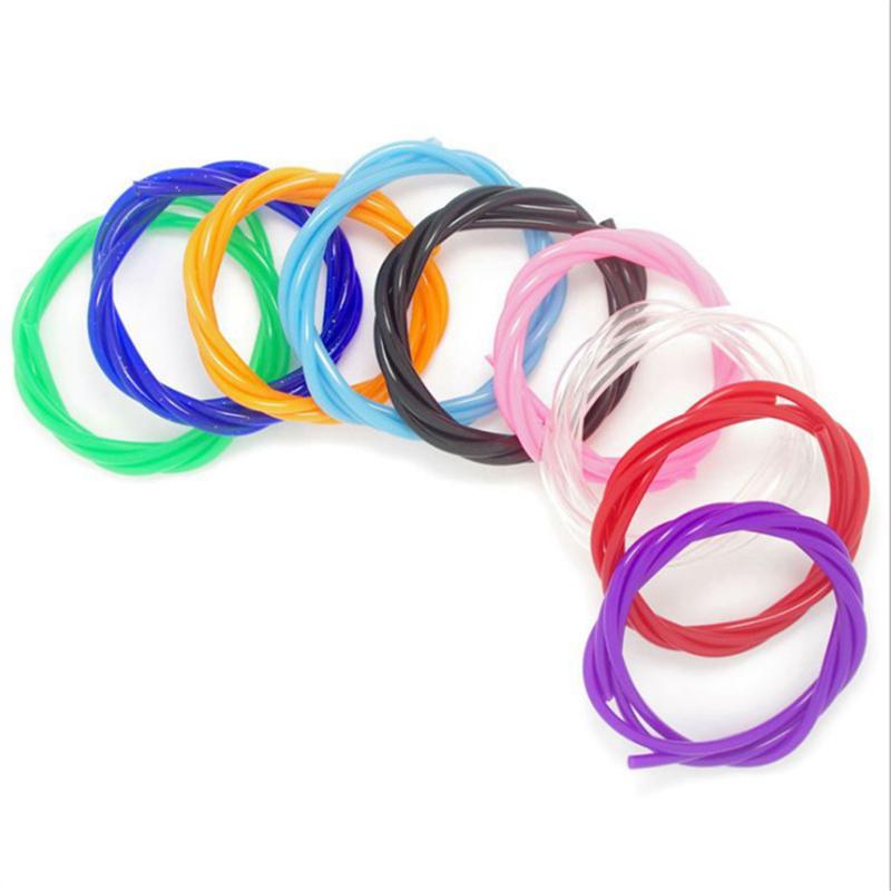 彩色PVC軟管供應商_承躍塑膠_阻燃_五排_通氣_水槍_藍色