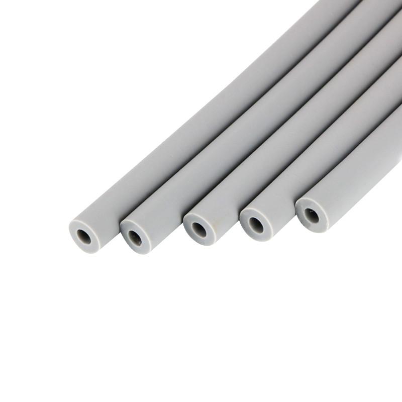 三孔PVC軟管定做_承躍塑膠_透明_四排_彩色_手提_雙孔_包裝