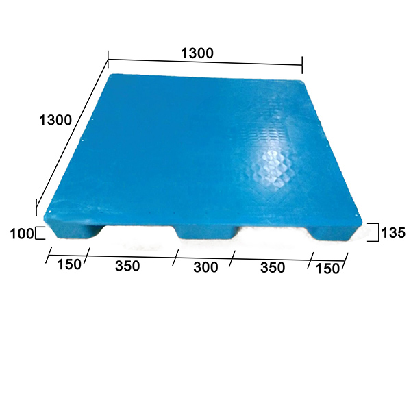 1313C平板九腳塑料托盤