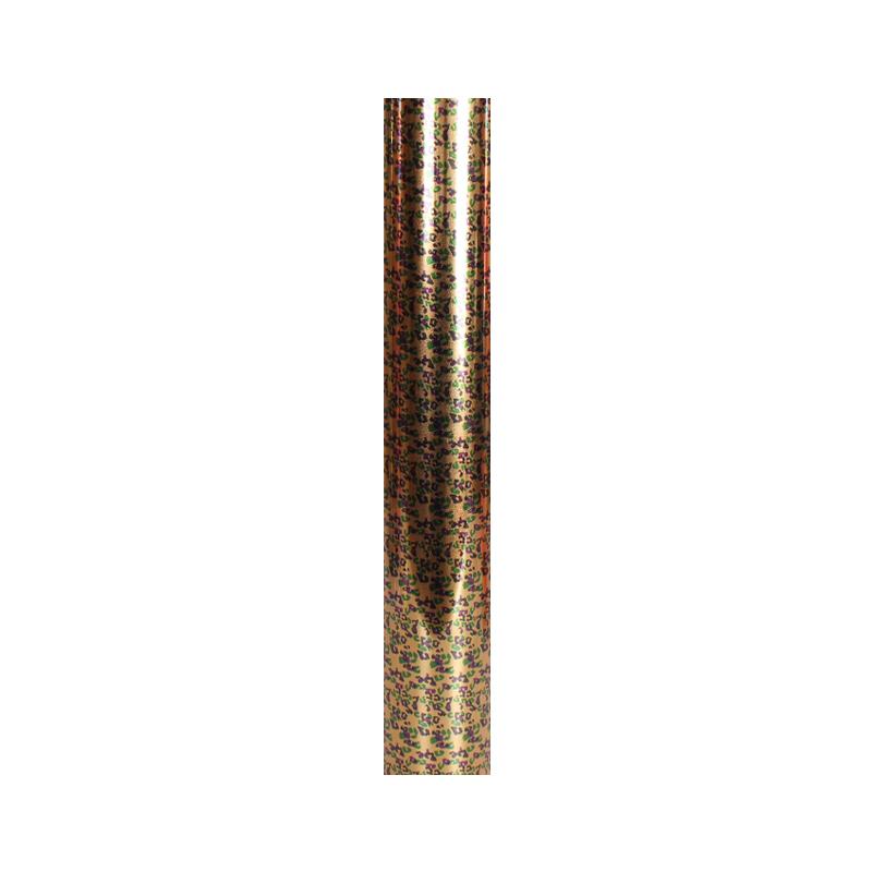 PU軟金屬熱轉印刻字膜