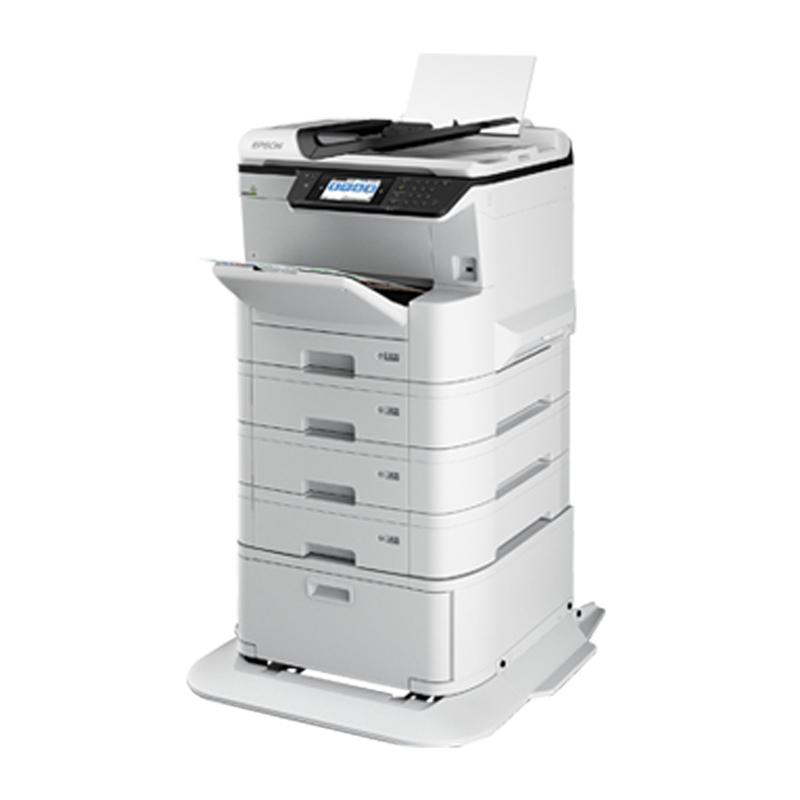 爱普生 Epson WF-C8690a 工作组级A3+彩色商用墨仓式®复合机